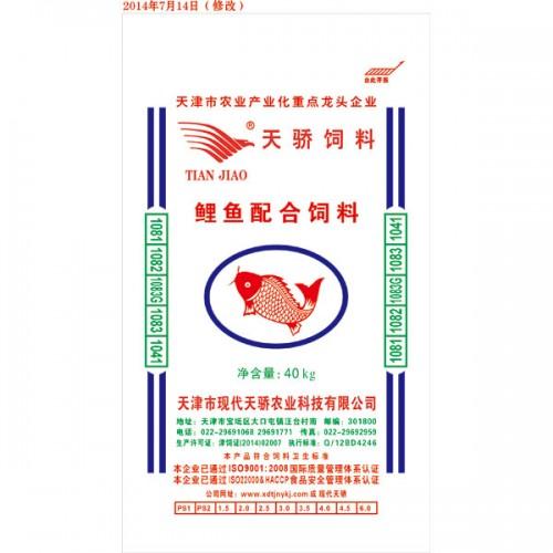 鲤鱼育成配合饲料1082