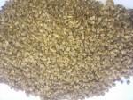 脱芽烘干小麦粒