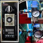 大产量狗粮猫粮膨化热压机设备耐用-HZJP1